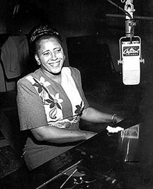 Nellie Lutcher And Her Rhythm - Hurry On Down - Fine Brown Frame
